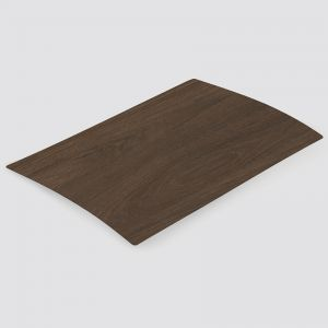 Laminate 297 x 210 x 0,8 H3732 ST10 Brown Hickory