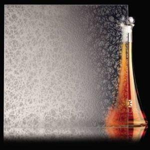 Savmart mintás üveg